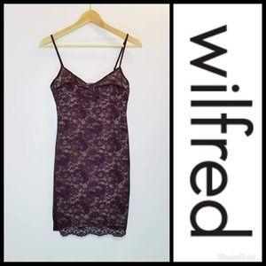 Wilfred bustier dress size M